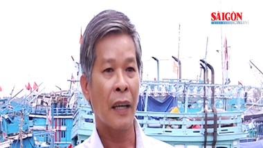 Quảng Ngãi: Quá tải tàu cá neo đậu ở cảng neo trú tàu Tịnh Hòa