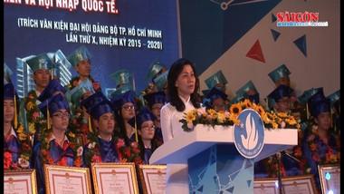 TPHCM vinh danh 84 sinh viên đạt thủ khoa