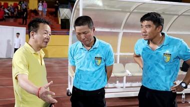 Đội bóng của bầu Hiển đang có quyền tự quyết ở ngôi vô địch mùa này. Ảnh: MINH HOÀNG