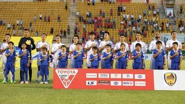 Quảng Nam đang có quyền tự quyết đến ngôi vô địch