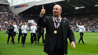 Rafa Benitez tự tin có thể đưa Newcastle đến thành công.