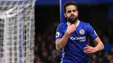 Cesc Fabregas đang dần khẳng định lại vai trò quan trọng tại Chelsea.