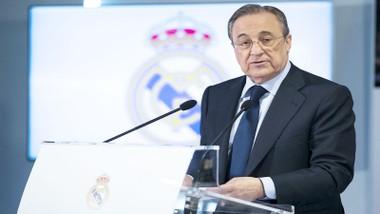 Chủ tịch Perez muốn mua sao trẻ cho Real. Ảnh: Getty Images