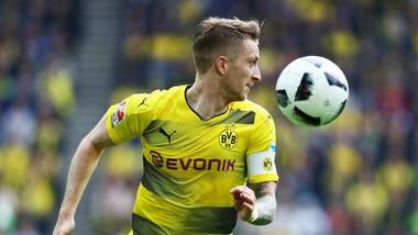 Marco Reus sẽ cân nhắc đến chuyện rời khỏi Dortmund trong những mùa tới. Ảnh: Getty Images