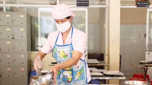 Triển khai xây dựng thực đơn cân bằng dinh dưỡng cho các trường tiểu học ở Quảng Ngãi