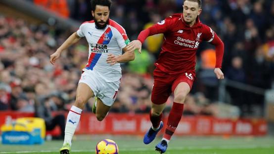 Liverpool - Crystal Palace 4-3: Salah ghi cú đúp, chạm mốc 50 bàn