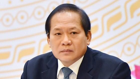 Tạm đình chỉ công tác Bộ trưởng Trương Minh Tuấn