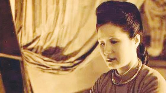 Di sản mỹ thuật của Lê Thị Lựu trở về cố hương
