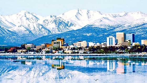 Alaska kho báu nước Mỹ