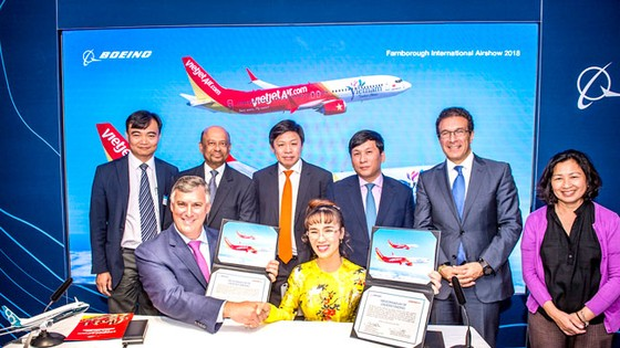 Vietjet triển khai chiến lược liên minh hàng không