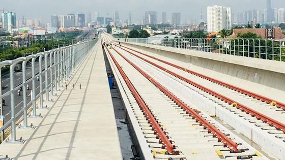 Tuyến metro số 1 Bến Thành - Suối Tiên vẫn đang dang dở vì thiếu vốn.