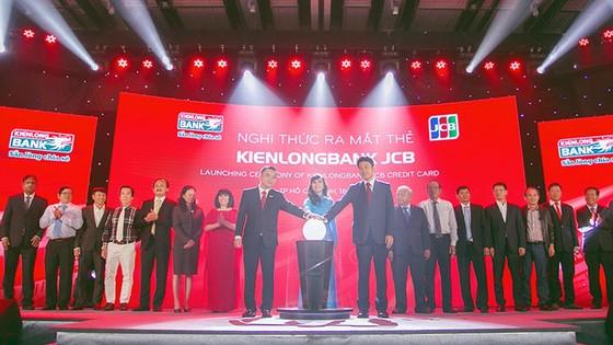 Ra mắt thẻ tín dụng quốc tế Kienlongbank JCB