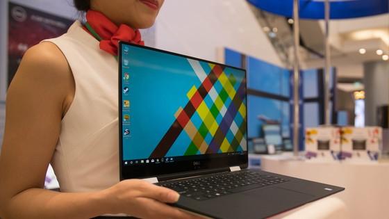 Dell XPS 15  được giới thiệu tại sự kiện