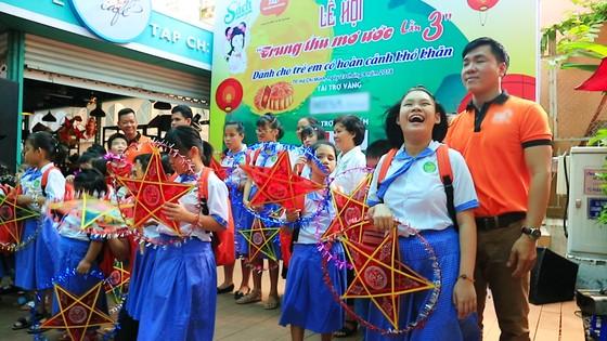 """""""Trung thu mơ ước"""": Lễ hội của lòng nhân ái"""