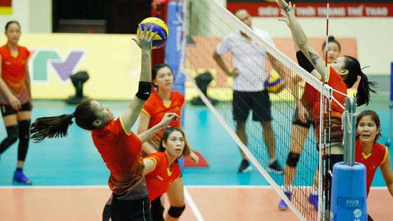 Đội tuyển nữ Việt Nam không được VFV chăm sóc đến nơi đến chốn. Ảnh: MINH HOÀNG