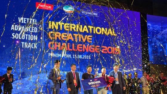 Đã tìm ra 3 đội chiến thắng cuộc thi Viettel Advanced Solution Track 2019
