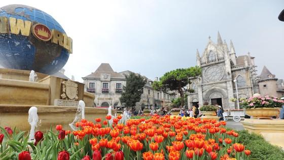 Bà Nà Hills trở thành một điểm đến hàng đầu ở Đà Nẵng