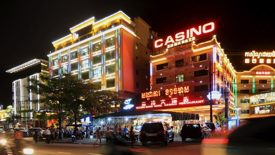 A boom in online gambling has coincided with an explosion in Chinese investment in hotels and casinos, particularly in the coastal city of Sihanoukville, where authorities have granted more than 160 casino licenses.