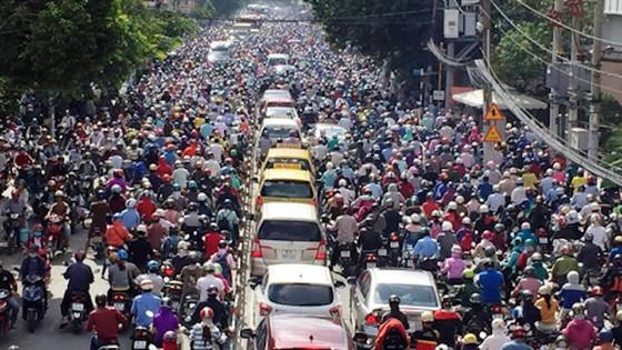 Quyết giảm kẹt xe