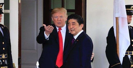 Nhật Bản công bố chương trình chuyến thăm của Tổng thống Mỹ