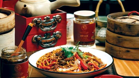 Thưởng thức món Quảng Đông tại San Fu Lou