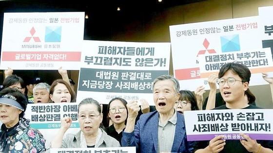 Hàn Quốc - Nhật Bản căng thẳng: Ngành công nghệ toàn cầu ảnh hưởng