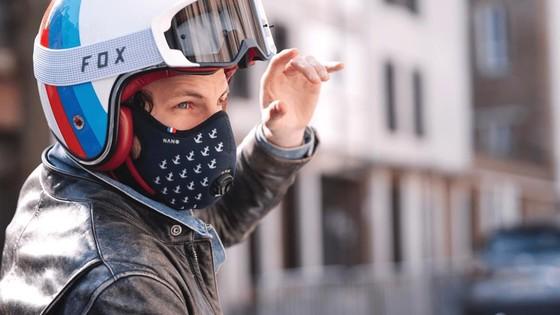 Mặt nạ chống ô nhiễm công nghệ cao
