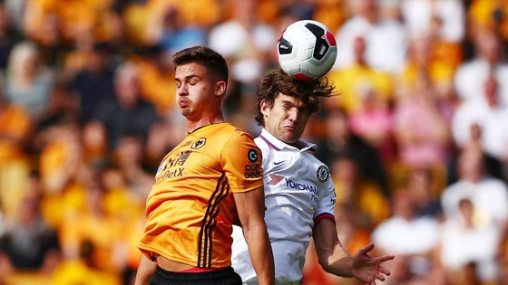 Wolves - Chelsea 2-5: Abraham ghi hattrick gây sốc cho bầy sói