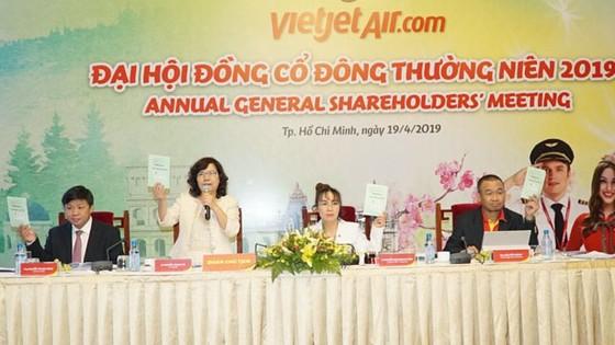Năm 2019, Vietjet đặt kế hoạch tăng trưởng mạnh doanh thu vận tải hàng không