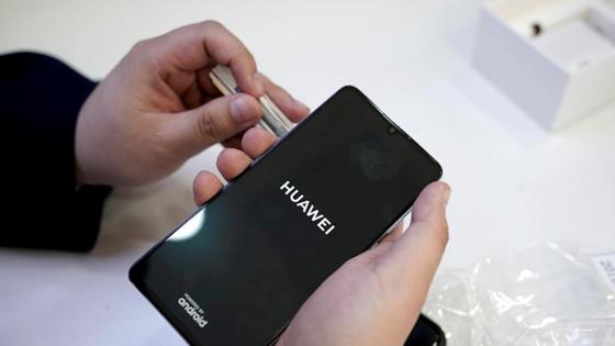 Điện thoại Huawei có thể biến mất khỏi thị trường quốc tế