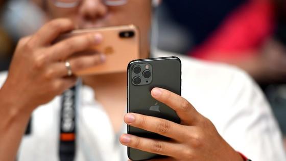 Mẫu iPhone mới của Apple (Nguồn: AFP/TTXVN)