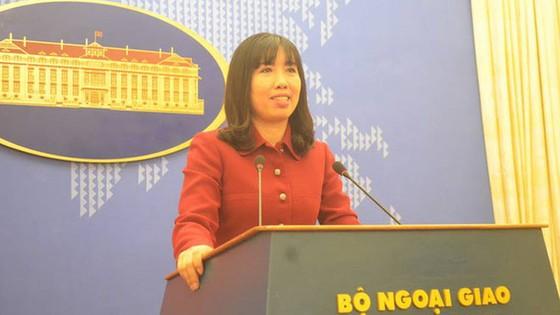Bà Lê Thị Thu Hằng được bổ nhiệm làm người phát ngôn Bộ Ngoại giao