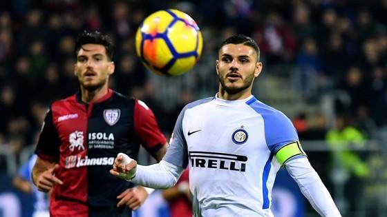Mauro Icardi tuyên bố sẽ không nhận cuộc gọi từ Real Madrid. Ảnh: Getty Images.