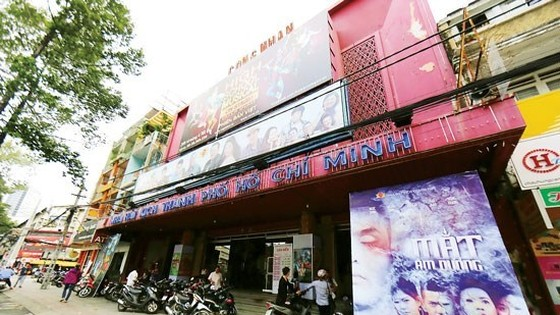 The multi-functional art and cultural complex will be built at the current HCMC Drama Theater located at 30 Tran Hung Dao Street, District 1.  (Photo: sggp)