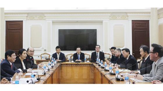 Tăng cường hợp tác giữa TPHCM và tỉnh Hokkaido (Nhật Bản)