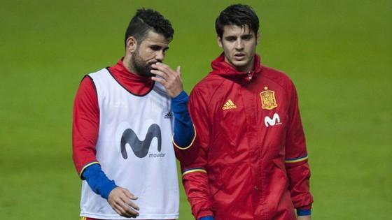 Costa và Morata: ai hơn?