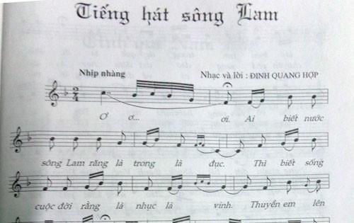 Khởi động chuỗi chương trình tôn vinh âm nhạc Việt Nam