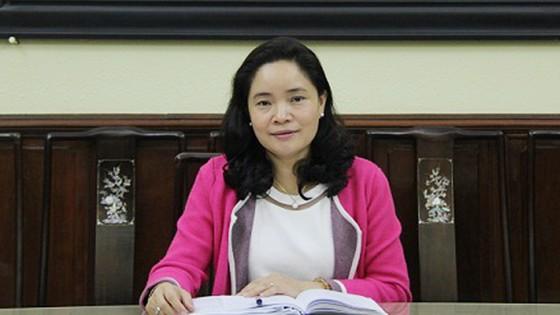 Bà Trịnh Thị Thủy giữ chức Thứ trưởng Bộ VH-TT-DL