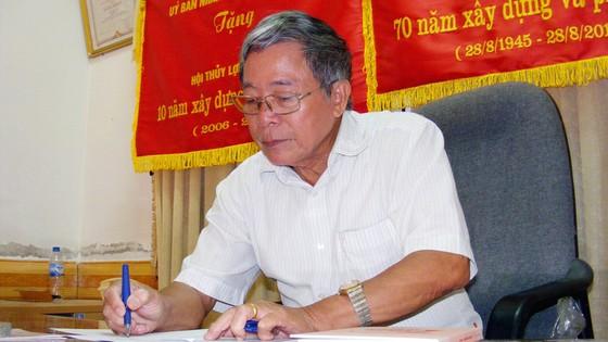 """Mặc dù đã nghỉ hưu nhưng ông Nguyễn Quang Hòa vẫn luôn đau đáu với """"nghiệp nước"""""""
