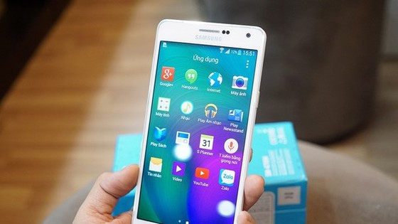 55% người Việt xài điện thoại thông minh