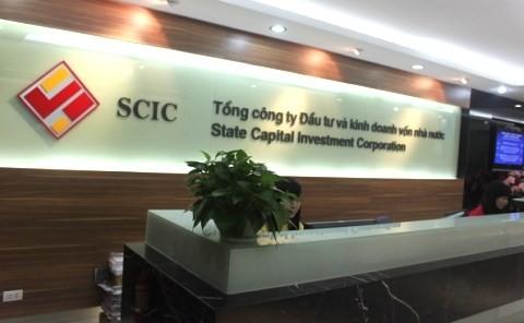Thoái vốn khỏi 3 doanh nghiệp SCIC thu về 476 tỷ đồng
