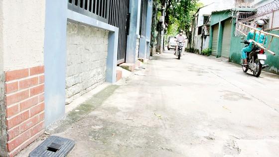 Từng bước di dời đồng hồ nước ra bên ngoài nhà dân nhằm giảm thất thoát nước