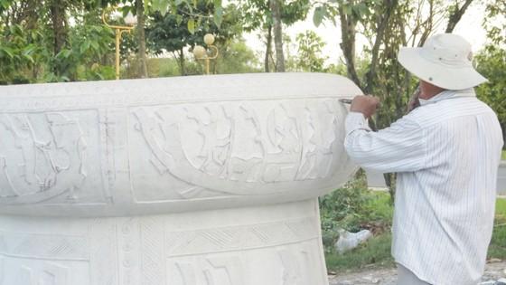 Mai một làng nghề đá mỹ nghệ Bửu Long