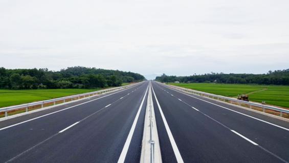 Cao tốc Đà Nẵng - Quảng Ngãi chuẩn bị đưa vào khai thác