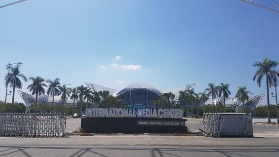 Trung tâm áo chí phục vụ APEC 2017 tại Đà Nẵng
