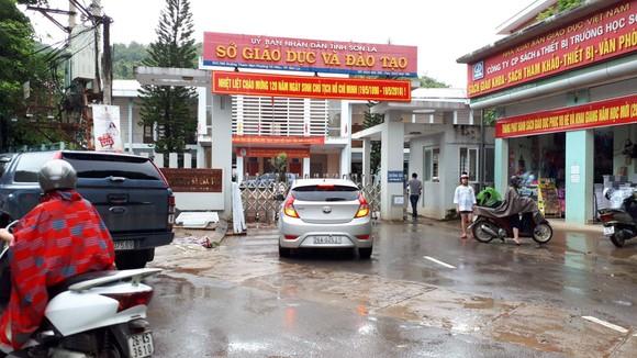 Sở GD-ĐT tỉnh Sơn La, nơi công an và Tổ công tác bộ GD-ĐT đang xác minh điểm thi