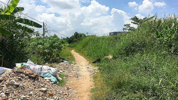 Residents have got stuck in Thang Long urban area project for 26 years (Photo: SGGP)