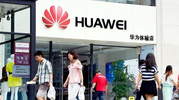 Cửa hàng Huawei tại Bắc Kinh, Trung Quốc