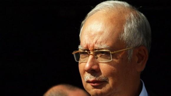 Former Malaysian Prime Minister Najib Razak (Photo: upi.com)
