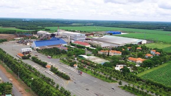 Nhà máy TTC Sugar.